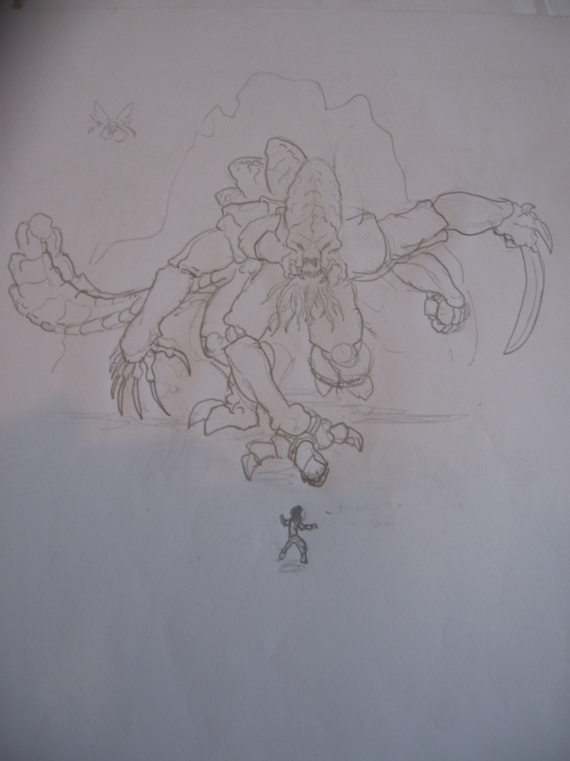 Altri disegni... graziose creature mostruose Boh_0024