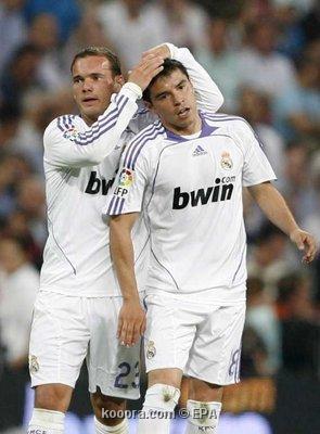 ** مبروك لريال مدريد بطولة الدوري الاسباني** Epa_so14