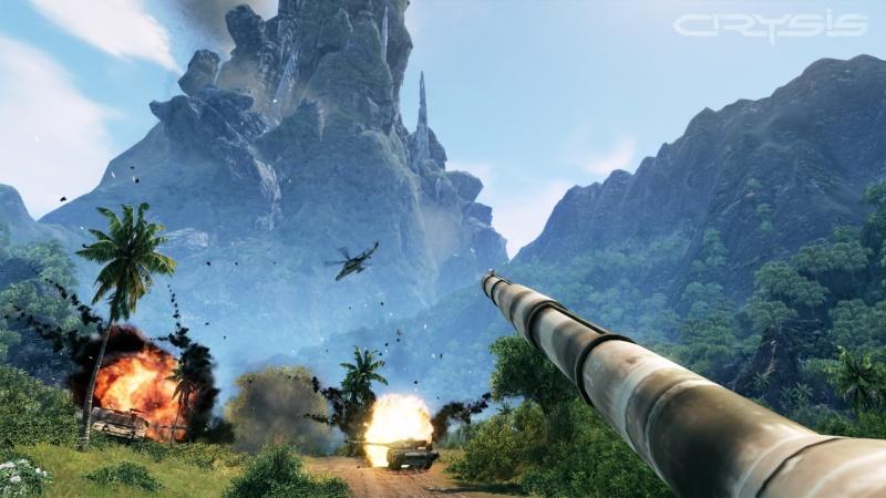 Perfect Dark 2, GoldenEye 007, Counter-Strike et Crysis 1 Crysis10
