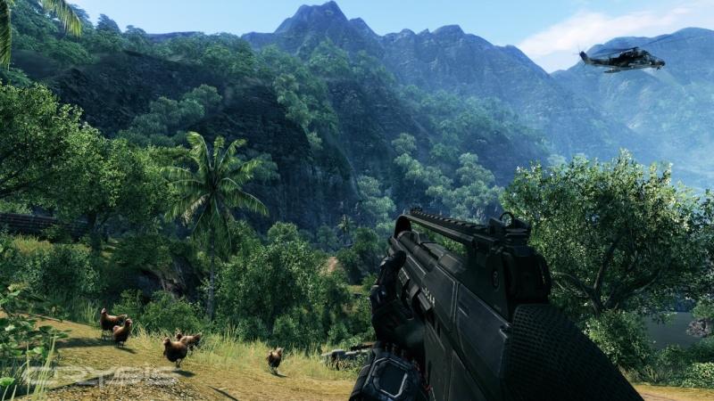 Perfect Dark 2, GoldenEye 007, Counter-Strike et Crysis 1 Crysis13