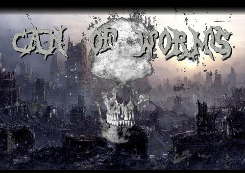 CAN OF WORMS Thrash or Die (2011) EP Canofw10