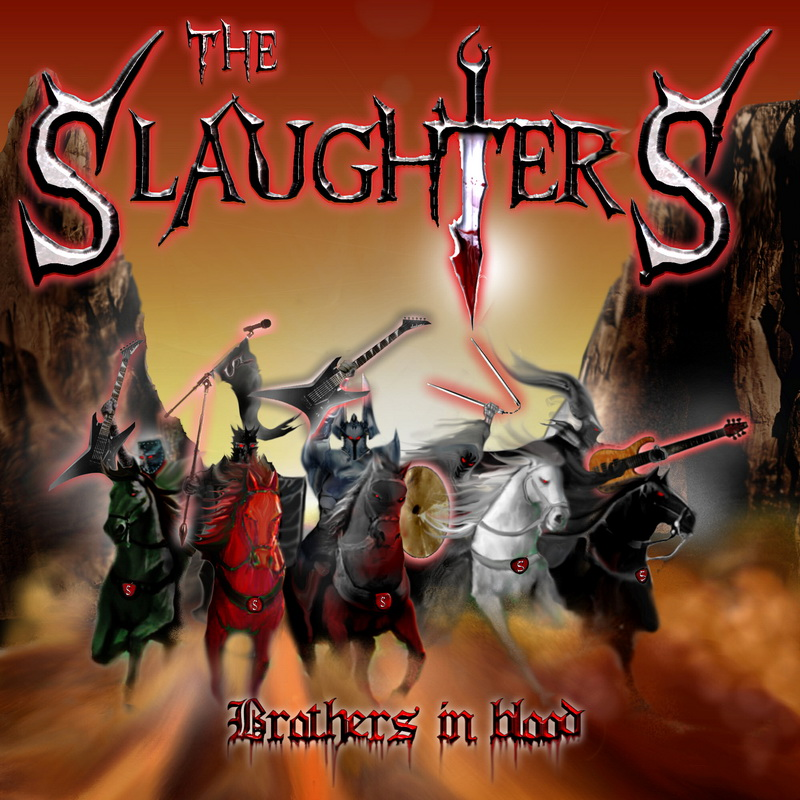THE SLAUGHTERS Brothers in Blood (2012) Pochet11