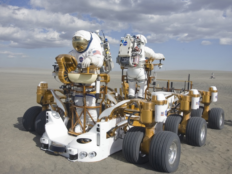NASA : mobilité lunaire, rovers pressurisés et non pressurisés - Page 6 24464110