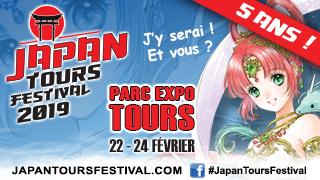 Japan Tours Festival, 5eme édition, du 22 au 24 fevrier. Bandea11