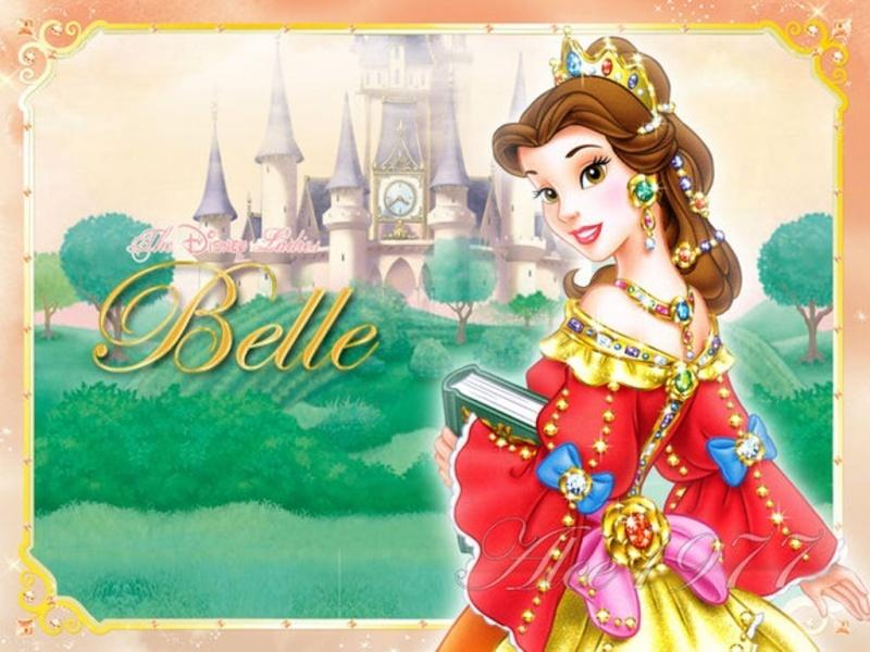Un nouveau look pour les Princesses Disney - Page 4 Belle10