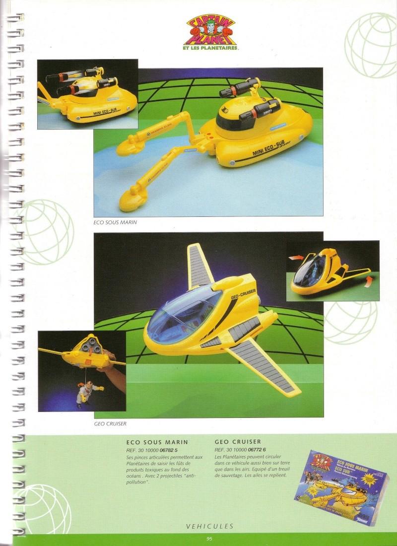 CAPTAIN PLANET  (Tiger)  1991 Captai15
