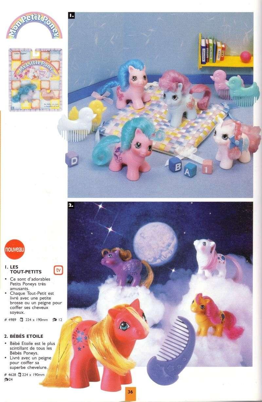 Mon Petit Poney / My Little Pony G1 (Hasbro) 1982/1995 - Page 2 Mon_pe10