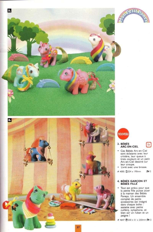 Mon Petit Poney / My Little Pony G1 (Hasbro) 1982/1995 - Page 2 Mon_pe11