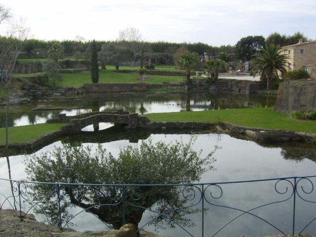 Le Jardin de Saint Adrien à Servian Sv100310