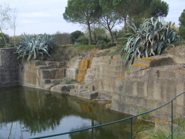 Le Jardin de Saint Adrien à Servian Sv100410