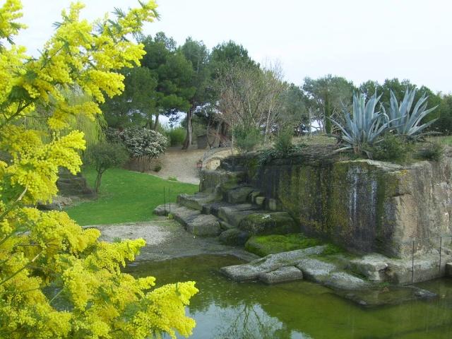 Le Jardin de Saint Adrien à Servian Sv100414
