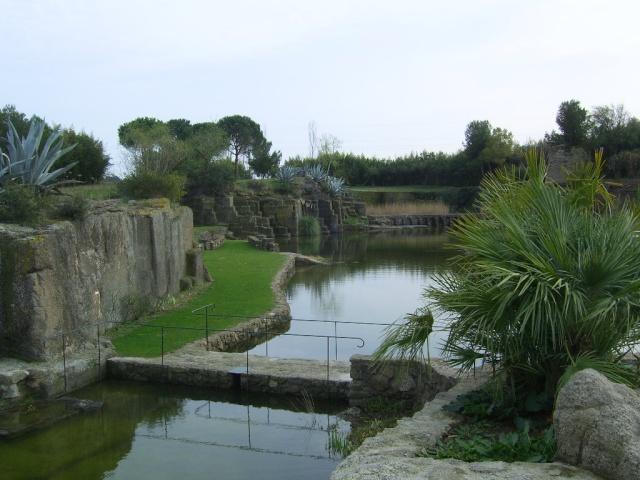 Le Jardin de Saint Adrien à Servian Sv100415