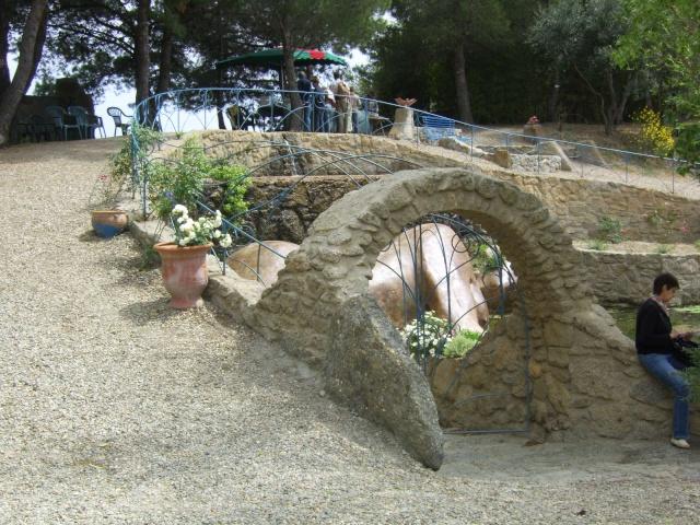 Le Jardin de Saint Adrien à Servian Sv100814