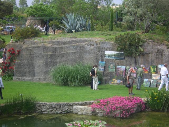 Le Jardin de Saint Adrien à Servian Sv100815