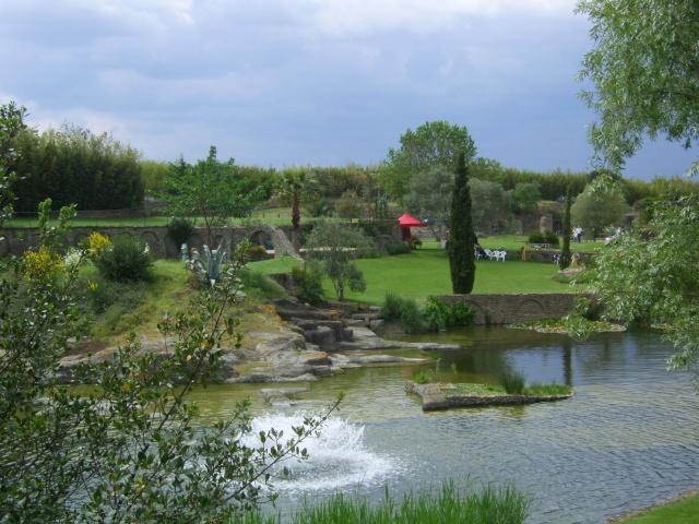 Le Jardin de Saint Adrien à Servian Sv100816