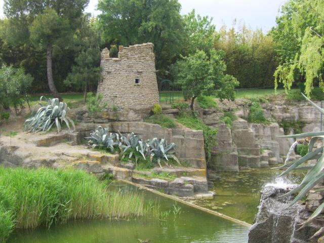 Le Jardin de Saint Adrien à Servian Sv100817