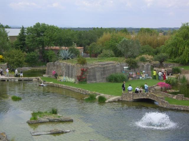 Le Jardin de Saint Adrien à Servian Sv100818