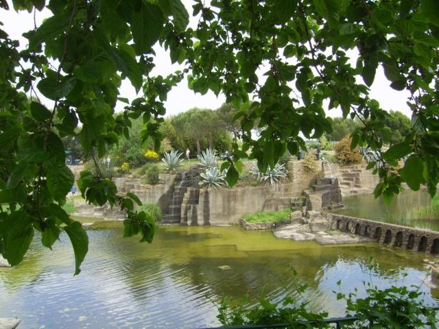 Le Jardin de Saint Adrien à Servian Sv100819
