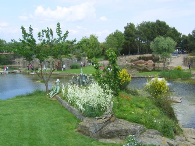 Le Jardin de Saint Adrien à Servian Sv100820