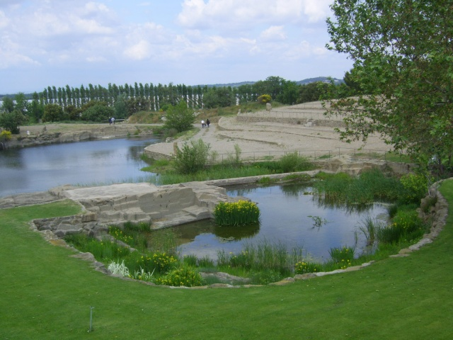 Le Jardin de Saint Adrien à Servian Sv100822