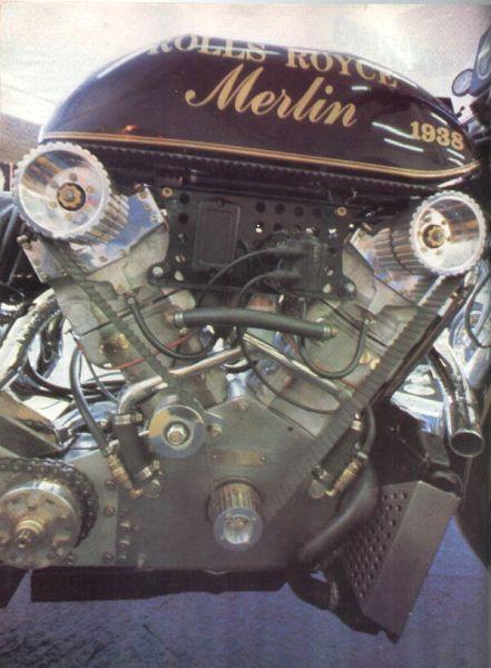 Merlin, la Roll's des motos... Engine10