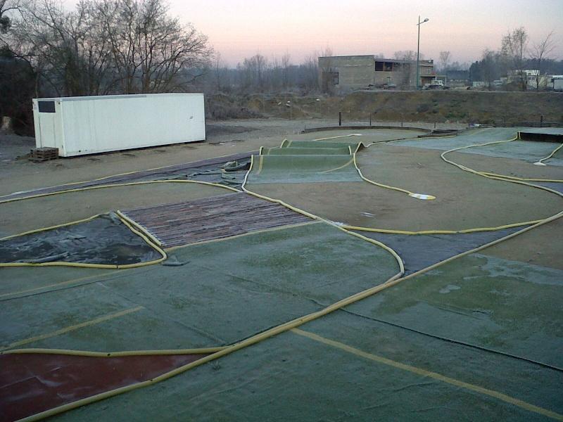 La Nouvelle piste KRAFFT RC STADIUM (beaucoup de photos) Gersth11