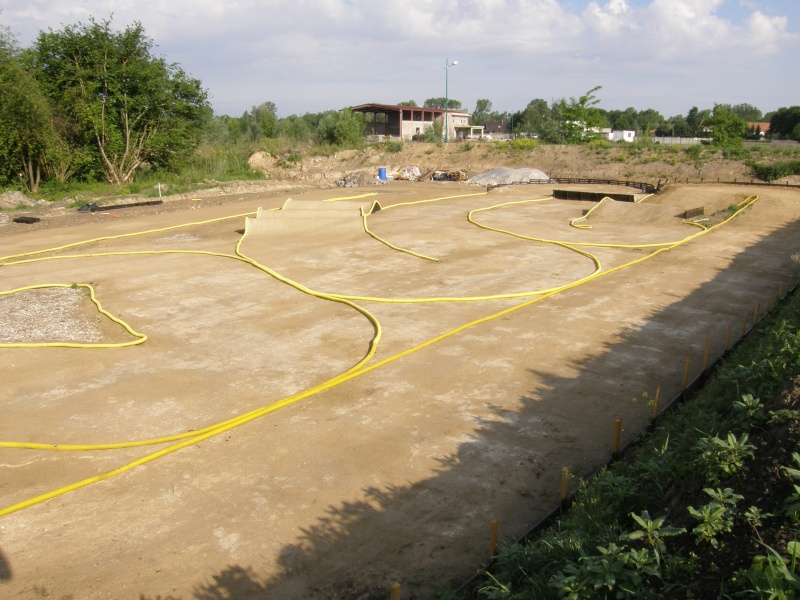 La Nouvelle piste KRAFFT RC STADIUM (beaucoup de photos) P5154511