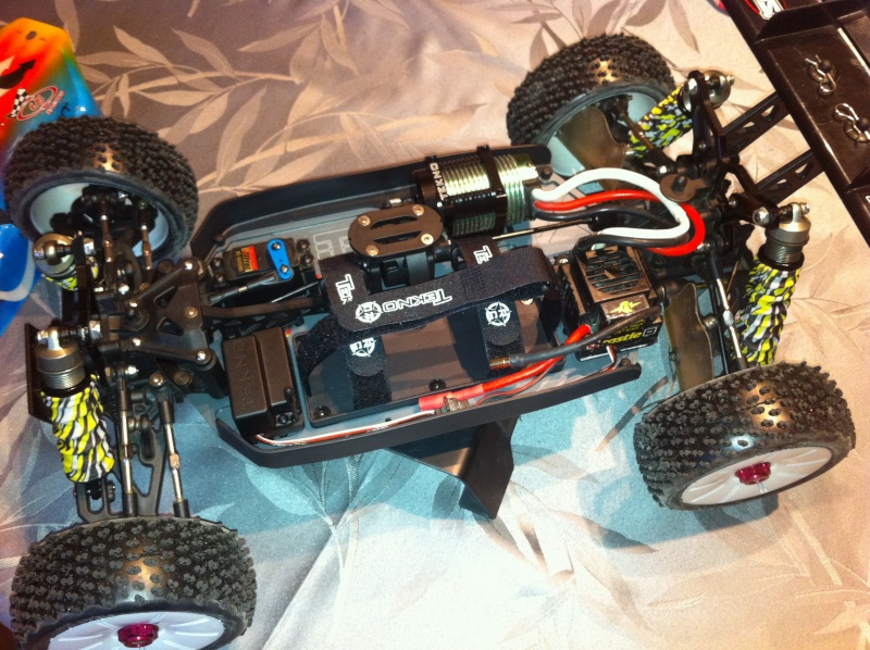 Kit Tekno rc avec quelle marque de chassis? Photo110