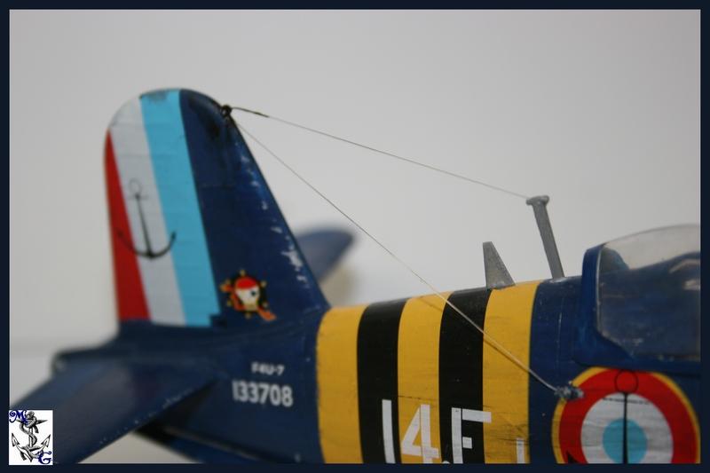 Vought F4U-7 Corsair de la 14F 2012-110
