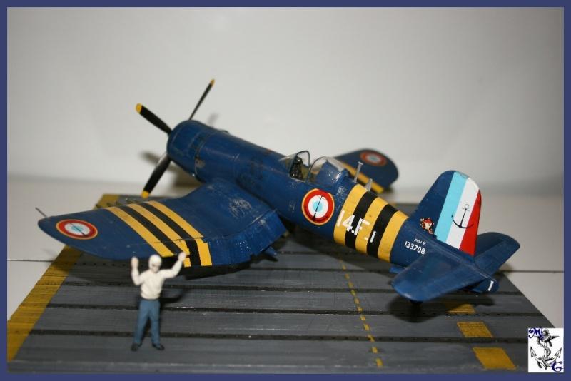 Vought F4U-7 Corsair de la 14F F4u-7_14