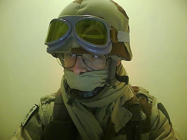Matériel début guerre du Golfe Pictur10