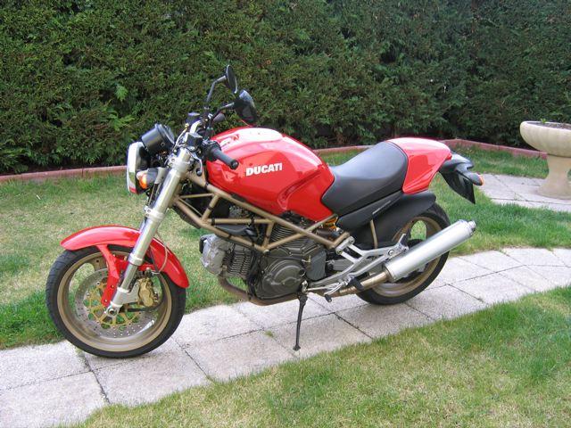 Vend 600 montro Ducati10
