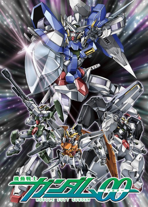 Mobile Suit Gundam 00 Gundam10