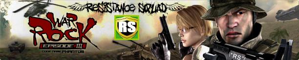 Resistance-Squad Team