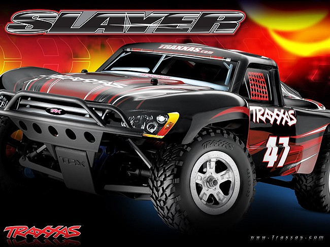 > Traxxas Slayer, base revo .. 5908_010