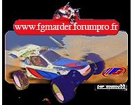 HPI BAJA FRANCE - Portail Bouton16