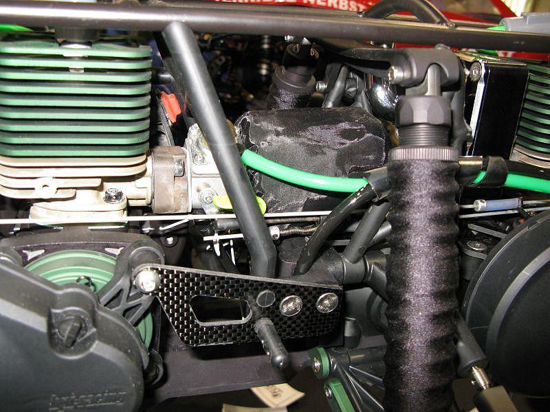 Hpi baja 6 x 4 Bi-motor Pictur18