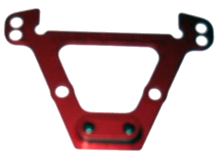 >> New Renfort Support triangle arrière  M2C Racing Ta10