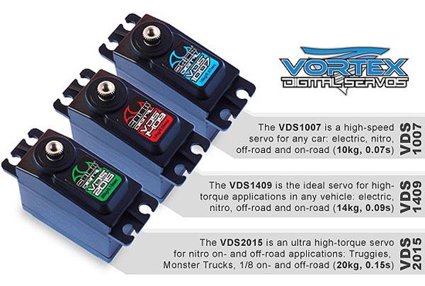 >> New Servos By Orion Vds_se11