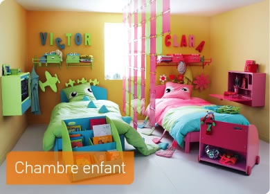 Best Deco Chambre Enfant Mixte Pictures - House Design - marcomilone.com