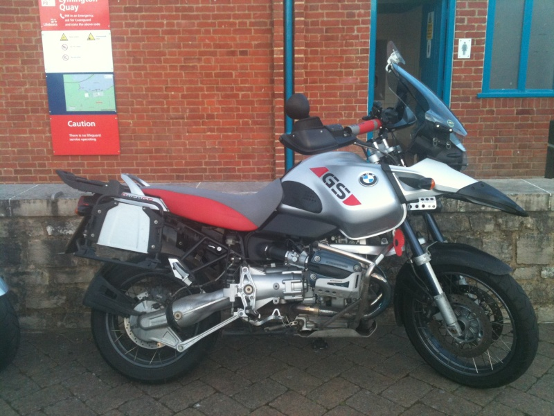 FOR SALE: BMW 1150Gs Adventure Photo_12