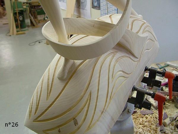 La Femme et le ruban  Na2611