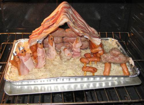 Joyeux Noël Sausag10