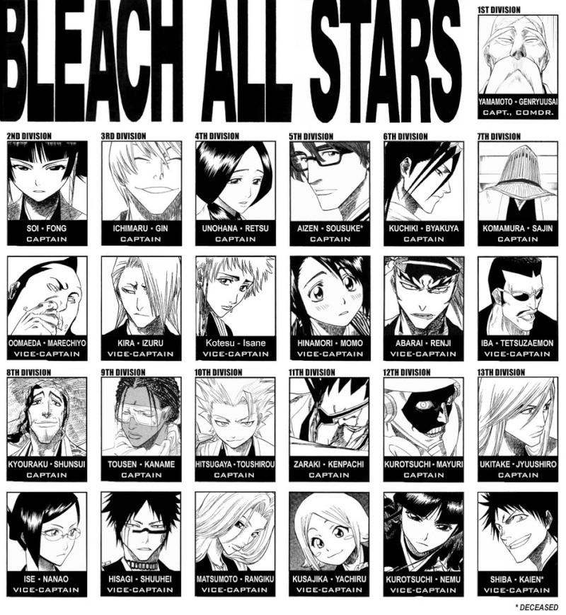 Votre lieutenant préféré Bleach10