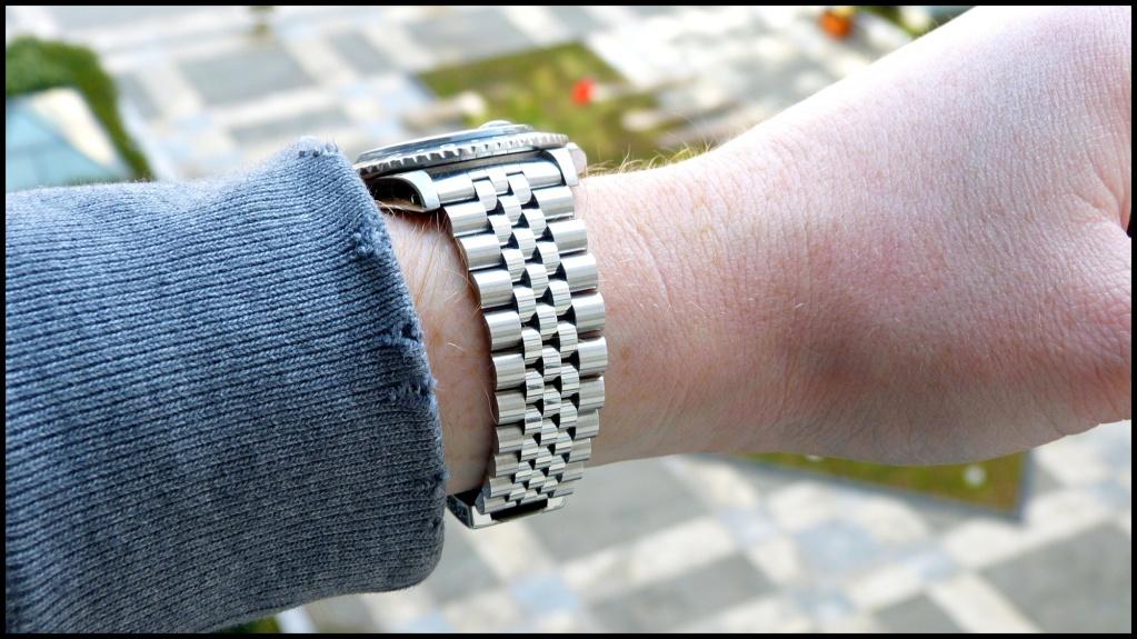Bracelet métal et intégration L1000918