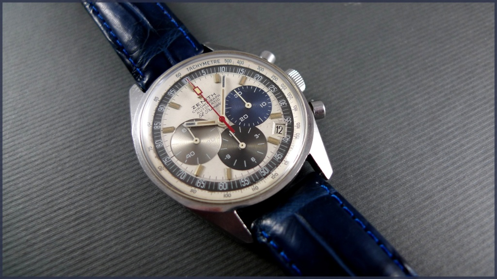 SIHH 2012 - Zenith El Primero Chronomaster 1969 P1040010