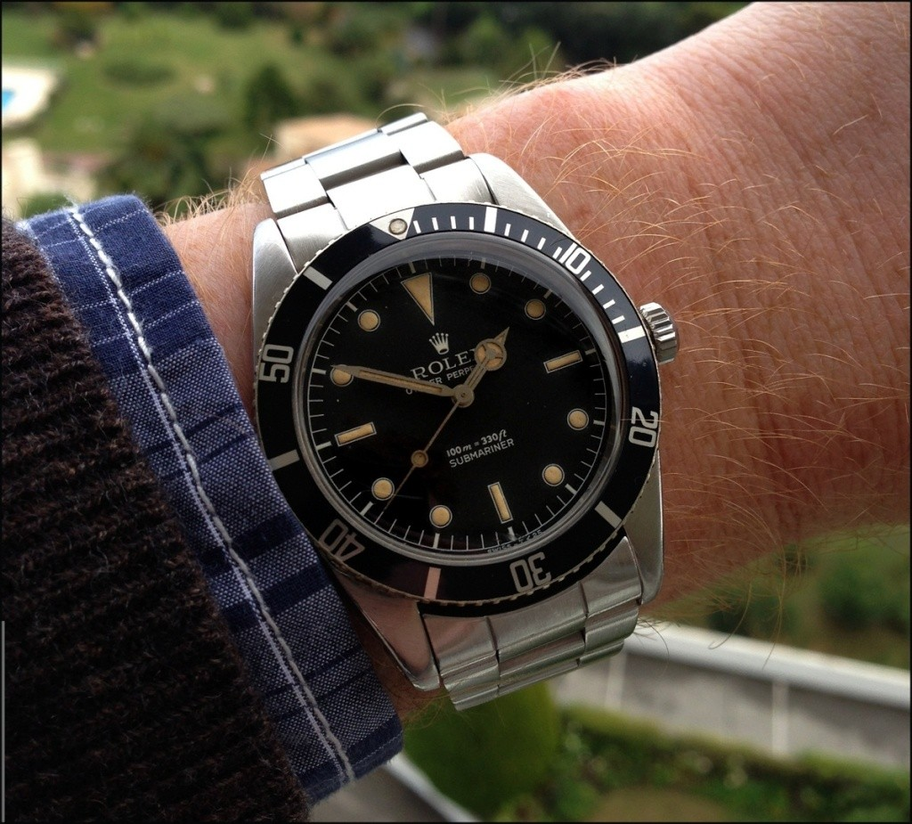 [Vendue] Rolex Submariner James Bond 5508 de 1958-1959 Photo14