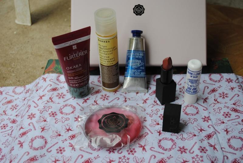 """[Novembre 2012] Glossybox """"Wish List""""  Dsc_0218"""