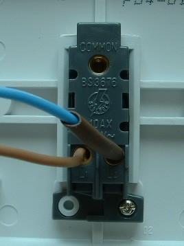 الاسلاك الكهربائية وربطها بالمفاتيح Tw310