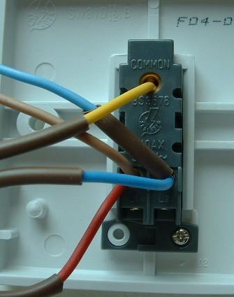 الاسلاك الكهربائية وربطها بالمفاتيح Tw410